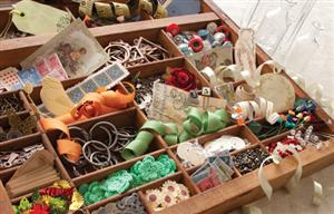 Vintage Findings and Notions