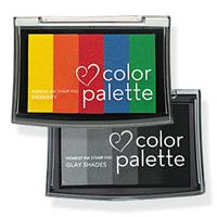 5 Color Combination Ink Pads