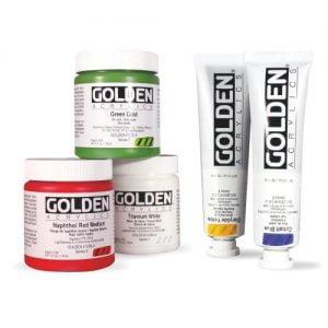 Colors - Acrylic Paint